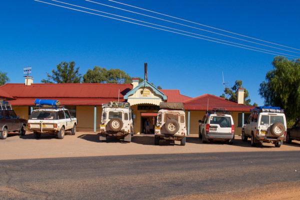 Maidens Menindee Hotel, NSW