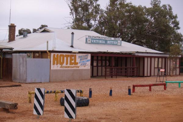 Transcontinental Hotel, Oodnadatta, SA