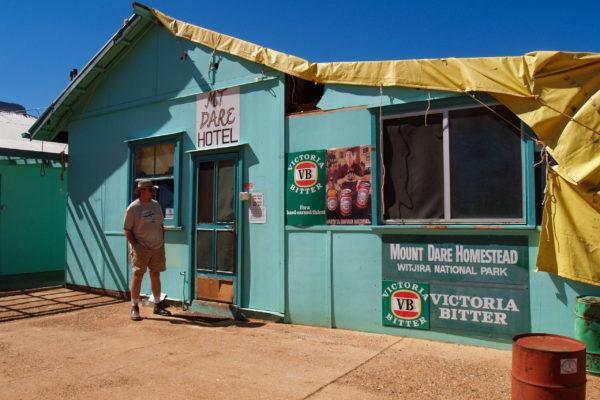 Mt Dare Hotel, SA